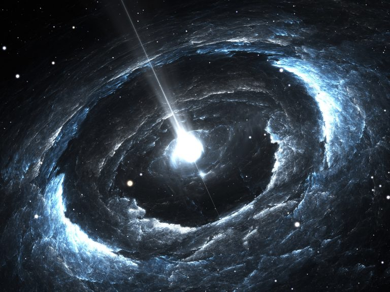 What are Pulsars in Space?